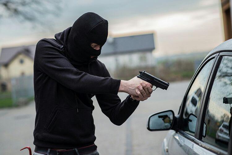 جلو گیری از سرقت ماشین